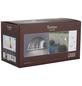 KONSTSMIDE Außenwandleuchte »Torino«, 40 W, edelstahl/acrylglas, IP23-Thumbnail