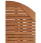 Ausziehtisch, mit Eukalyptusholz-Tischplatte, BxTxH: 90 x 210 x 75 cm-Thumbnail