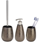 WENKO Bad-Accessoire-Set »Marrakesh«, braun-Thumbnail