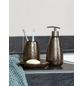 WENKO Bad-Accessoire-Set »Marrakesh«, Keramik, glänzend, braun-Thumbnail