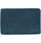 KLEINE WOLKE Badematte »Seattle«, blau, eckig mit abgerundeten Kanten, 60 x 90 cm-Thumbnail