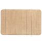 WENKO Badematte »Stripes«, sandfarben, 50 x 80 cm-Thumbnail