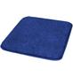 KLEINE WOLKE Badematte »Wilna«, hellblau, eckig mit abgerundeten Kanten, 50 x 60 cm-Thumbnail