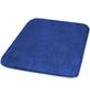 KLEINE WOLKE Badematte »Wilna«, hellblau, eckig mit abgerundeten Kanten, 70 x 120 cm-Thumbnail