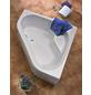 OTTOFOND Badewanne »Ancona«, BxHxL: 135 x 43 x 135 cm, trapezförmig-Thumbnail
