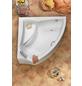 OTTOFOND Badewanne »Aura«, BxHxL: 150 x 45 x 150 cm, viertelkreis-Thumbnail