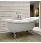 HOME DELUXE Badewanne, BxHxL: 74 x 79 x 176 cm, oval-Thumbnail