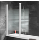 SCHULTE Badewannenfaltwand, B x H: 114  x 140  cm, Glas (ESG)-Thumbnail