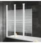 SCHULTE Badewannenfaltwand »Komfort«, B x H: 140  x 125  cm-Thumbnail