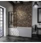 SCHULTE Badewannentrennwand »Atelier 1«, BxH: 80 x 140 cm, Einscheiben-Sicherheitsglas (ESG)-Thumbnail
