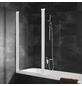 SCHULTE Badewannentrennwand »ExpressPlus«, BxH: 115 x 140 cm, Echtglas-Thumbnail