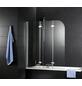 SCHULTE Badewannentrennwand »ExpressPlus«, BxH: 125 x 140 cm, Einscheiben-Sicherheitsglas (ESG)-Thumbnail