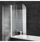 SCHULTE Badewannentrennwand »ExpressPlus«, BxH: 80 x 140 cm, Einscheiben-Sicherheitsglas (ESG)-Thumbnail