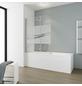 SCHULTE Badewannentrennwand »Komfort«, BxH: 112 x 140 cm, Echtglas-Thumbnail