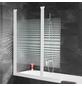 SCHULTE Badewannentrennwand »Komfort«, BxH: 114 x 140 cm, Einscheiben-Sicherheitsglas (ESG)-Thumbnail