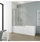 SCHULTE Badewannentrennwand »Komfort«, BxH: 115 x 140 cm, Kunstglas-Thumbnail
