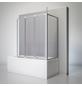 SCHULTE Badewannentrennwand »Komfort«, BxH: 129 x 140 cm, Kunstglas-Thumbnail