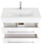 POSSEIK Badmöbel-Set »Carpo«, B x T x H: 80  x 36  x 52  cm, weiß, 80-teilig-Thumbnail