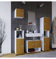VCM Badmöbel-Set »Intola I«, B x T x H: 130  x 30  x 180  cm, weiß, 5-teilig-Thumbnail