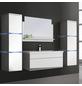 HOME DELUXE Badmöbel-Set »Wangerooge«,  weiß, 5-teilig-Thumbnail