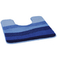 KLEINE WOLKE Badteppich »Miami«, himmelblau, B x L: 50  x 50 cm-Thumbnail