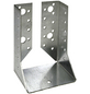 CONNEX Balkenschuh, Stahl, BxL: 105 x 85 mm-Thumbnail