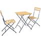 ploß® Balkonmöbelset »Palau«, 2 Sitzplätze, Akazie-Thumbnail