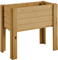 PROMADINO Balkonpflanzkasten, BxHxL: 60 x 60 x 30 cm, Kiefernholz-Thumbnail