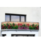 WENKO Balkonsichtschutz »Mauer-Blumen«, Polyethylen/Polyamid, HxL: 500 x 85 cm-Thumbnail