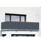 WENKO Balkonsichtschutz, Polyethylen/Polyamid, HxL: 85 x 500 cm-Thumbnail
