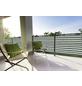 PEDDY SHIELD Balkonumrandung, HDPE, HxL: 90 x 500 cm-Thumbnail
