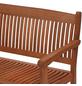 SIENA GARDEN Bank, 3-Sitzer, B x T x H: 150 x 62 x 90 cm-Thumbnail