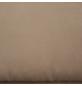 CASAYA Bankauflage, Uni, greige/grau, 120 cm x 45 cm-Thumbnail