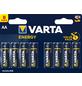 VARTA Batterie, Energy, AA, 1,5 V, 8 Stk.-Thumbnail