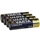 VARTA Batterie, LONGLIFE, AA Mignon, 1,5 V, 4 Stück-Thumbnail