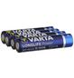 VARTA Batterie, LONGLIFE Power, AAA Micro, 1,5 V, 4 Stück-Thumbnail