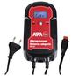 APA Batterieladegerät, 11,5 x 20,5 x 6 cm, 6/12 V, 10 A, Rot | Schwarz-Thumbnail