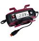 APA Batterieladegerät, 18 x 10 x 4,5 cm, 6/12 V, 5 A, Rot   Schwarz-Thumbnail