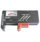 CON:P Batterietester »B29821«, schwarz-Thumbnail