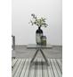 GARDEN IMPRESSIONS Beistelltisch »Edelstahl« mit Keramik/Glas/Schiefer-Tischplatte, BxTxH: 50 x 53 x 42 cm-Thumbnail