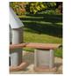 BUSCHBECK Beistelltisch »Georgia«, Beton, grau/terracotta, BxHxT: 70 x 57 x 41 cm-Thumbnail