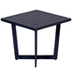 GARDEN IMPRESSIONS Beistelltisch »Ivy«, Aluminium, schwarz, BxHxT: 47,5 x 42 x 47,5 cm-Thumbnail