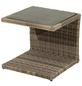 ploß® Beistelltisch »Rabida«, mit Spraystone-Tischplatte, BxLxH: 45x50x50 cm-Thumbnail