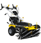 TEXAS Benzin-Kehrmaschine »Smart Sweep 800«, 3600 W, 800 m²/h, Benzinbetrieb-Thumbnail