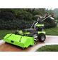 ZIPPER Benzin-Kehrmaschine »ZI-KM1000«, 3600 W, Arbeitsbreite: 1000 cm-Thumbnail