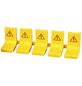 ABB Berührungsschutzkappe, Phasenschienen, Kunststoff, gelb, 5 Stück-Thumbnail