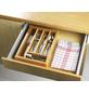 WENKO Besteckkasten, Bambus, braun-Thumbnail