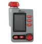 MR. GARDENER Bewässerungscomputer, Kunststoff, grau/rot-Thumbnail