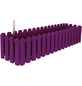 CASAYA Bewässerungskasten »Aqua Palido« mit 3,2 l Fassungsvermögen, rechteckig, purpur-Thumbnail