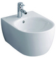 GEBERIT Bidet »iCon«, weiß, oval, BxHxT: 35.5 x 28 x 39 cm-Thumbnail